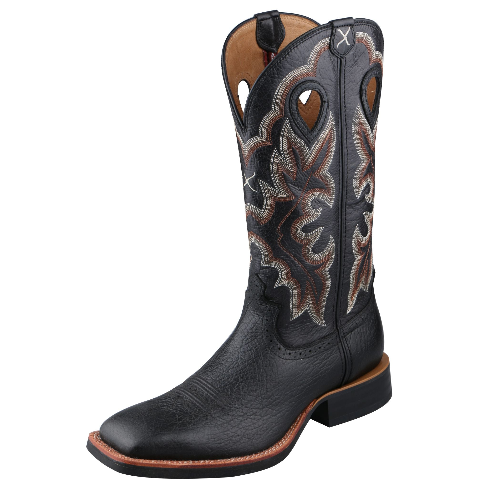 Ruff Stock Boot - Black