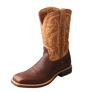 Top Hand Cowboy Boot - Tawny / Tan