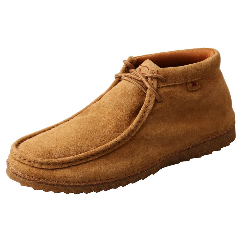 'Twisted X' Men's Zero X™ Chukka - Tan