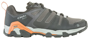 'Oboz' Men's Arete Low BDry WP Hiker - Black / Copper