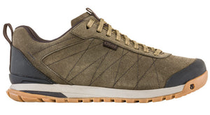 'Oboz' Men's Bozeman Low Suede Leather - Canteen