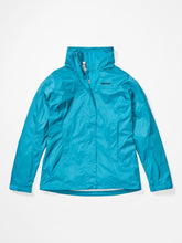 'Marmot' Women's PreCip Eco Jacket - Enamel Blue