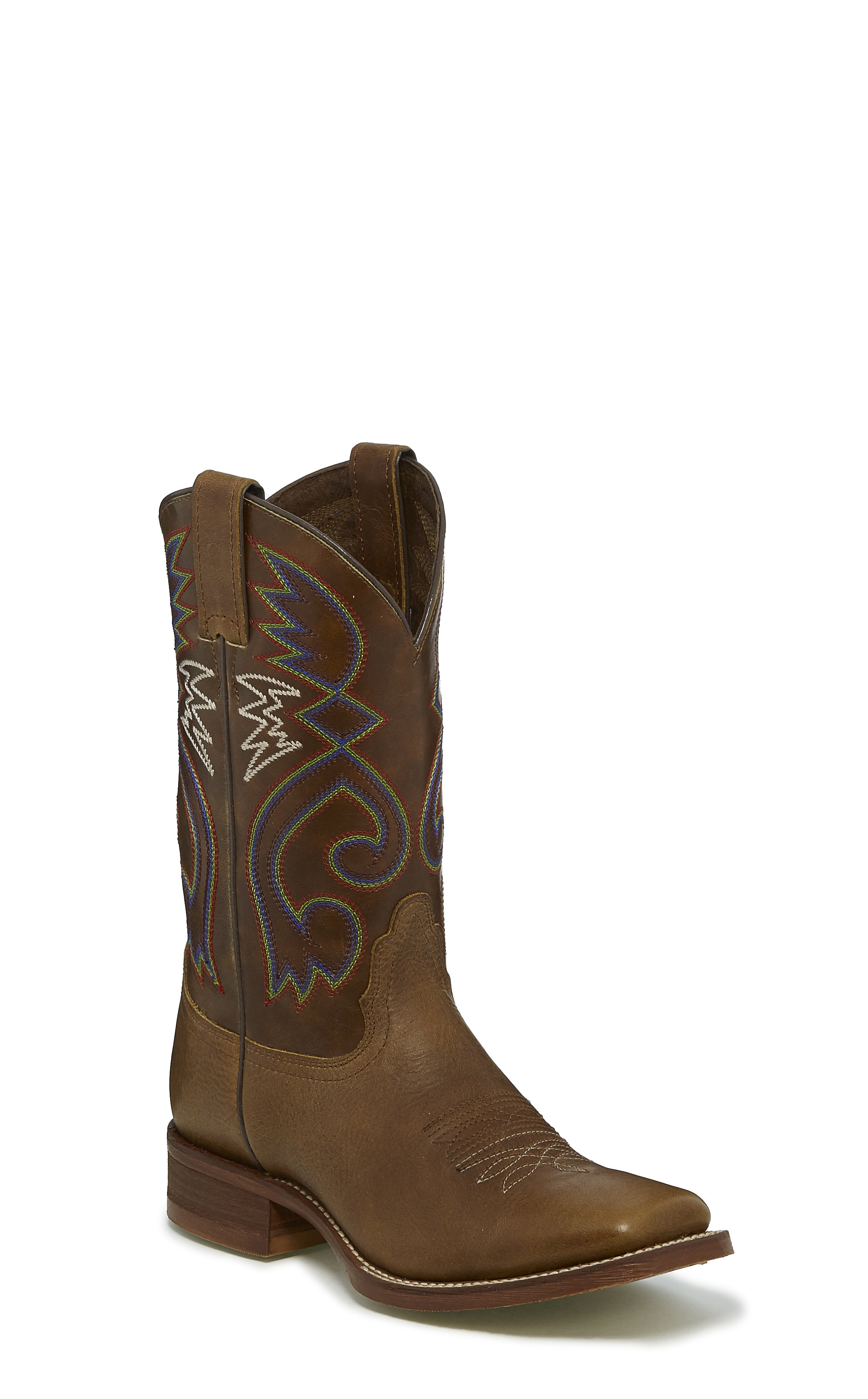 Cowpoke Tan Vintage - Tan / Brown / Rainbow
