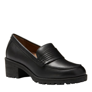 'Eastland' 3934-01 - Newbury Penny Loafer - Black