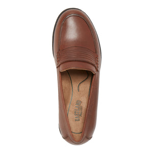 'Eastland' Women's Newbury Penny Loafer - Brown