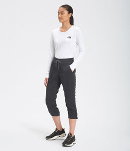 'The North Face' Women's Aphrodite 2.0 Capri - Asphalt Grey