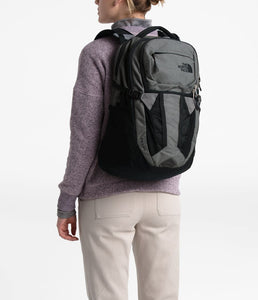 'The North Face' Recon Backpack - Zinc Grey Dark Heather / TNF Black
