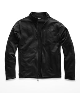 'The North Face' Men's Canyonlands Full Zip - Black