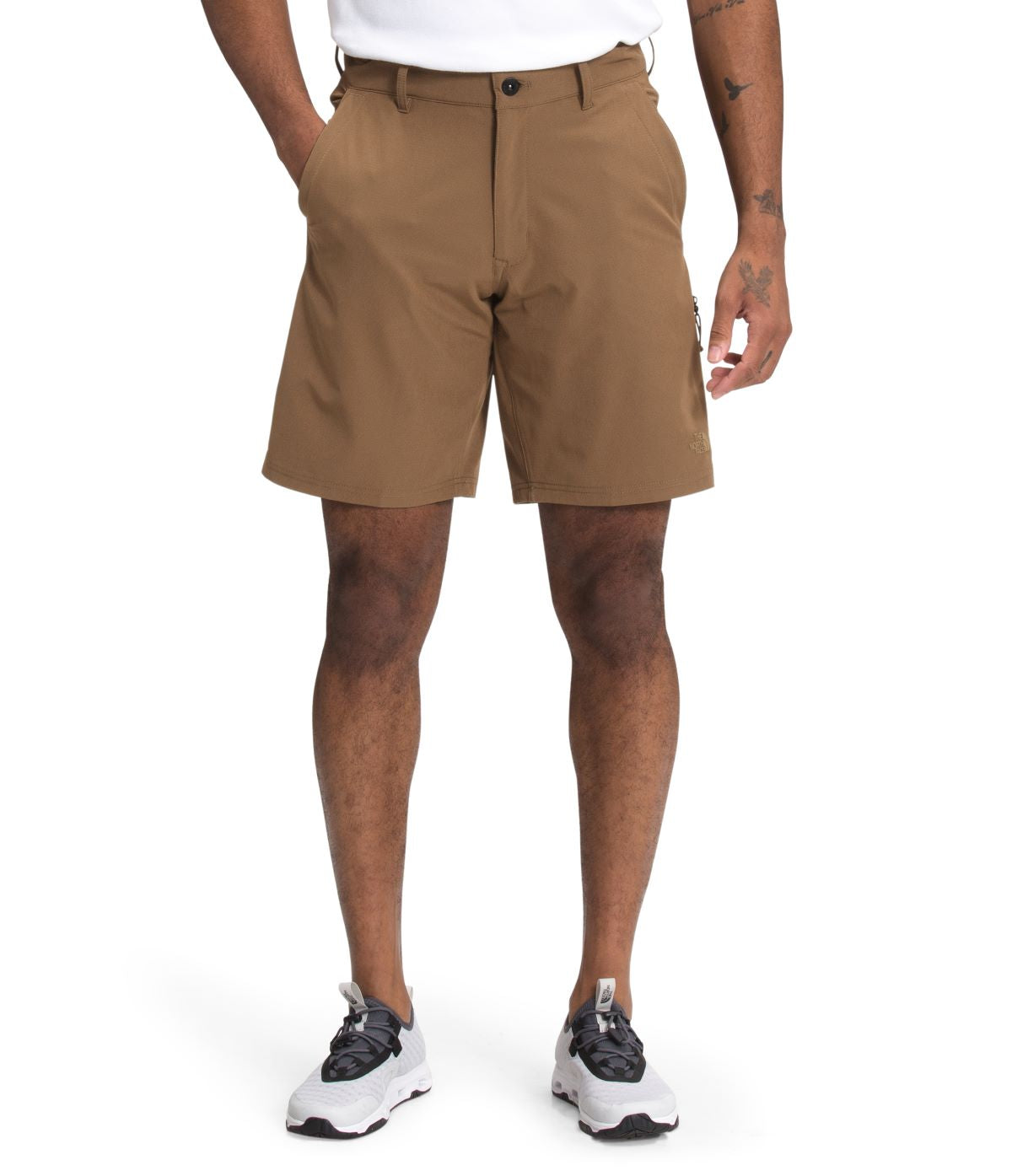 'The North Face' Men's Rolling Sun Packable Short - Utility Brown
