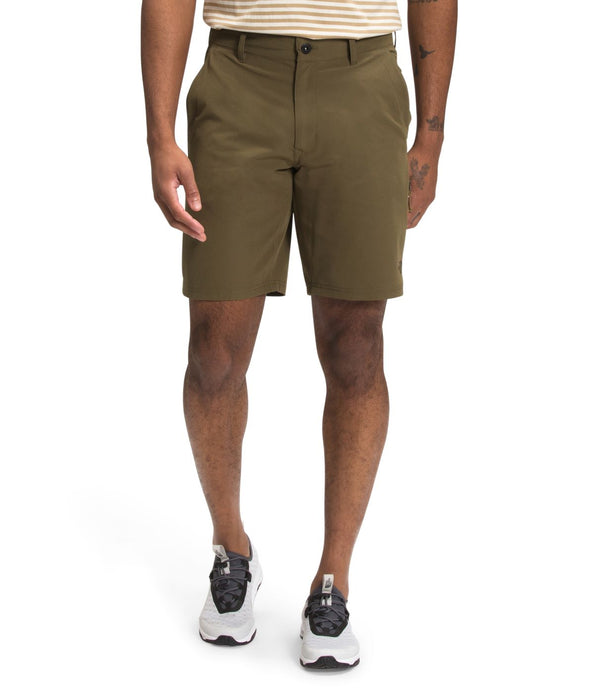 'The North Face' Men's Rolling Sun Packable Short - Military Olive