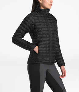 'The North Face' Women's Thermoball Jacket - Black Matte