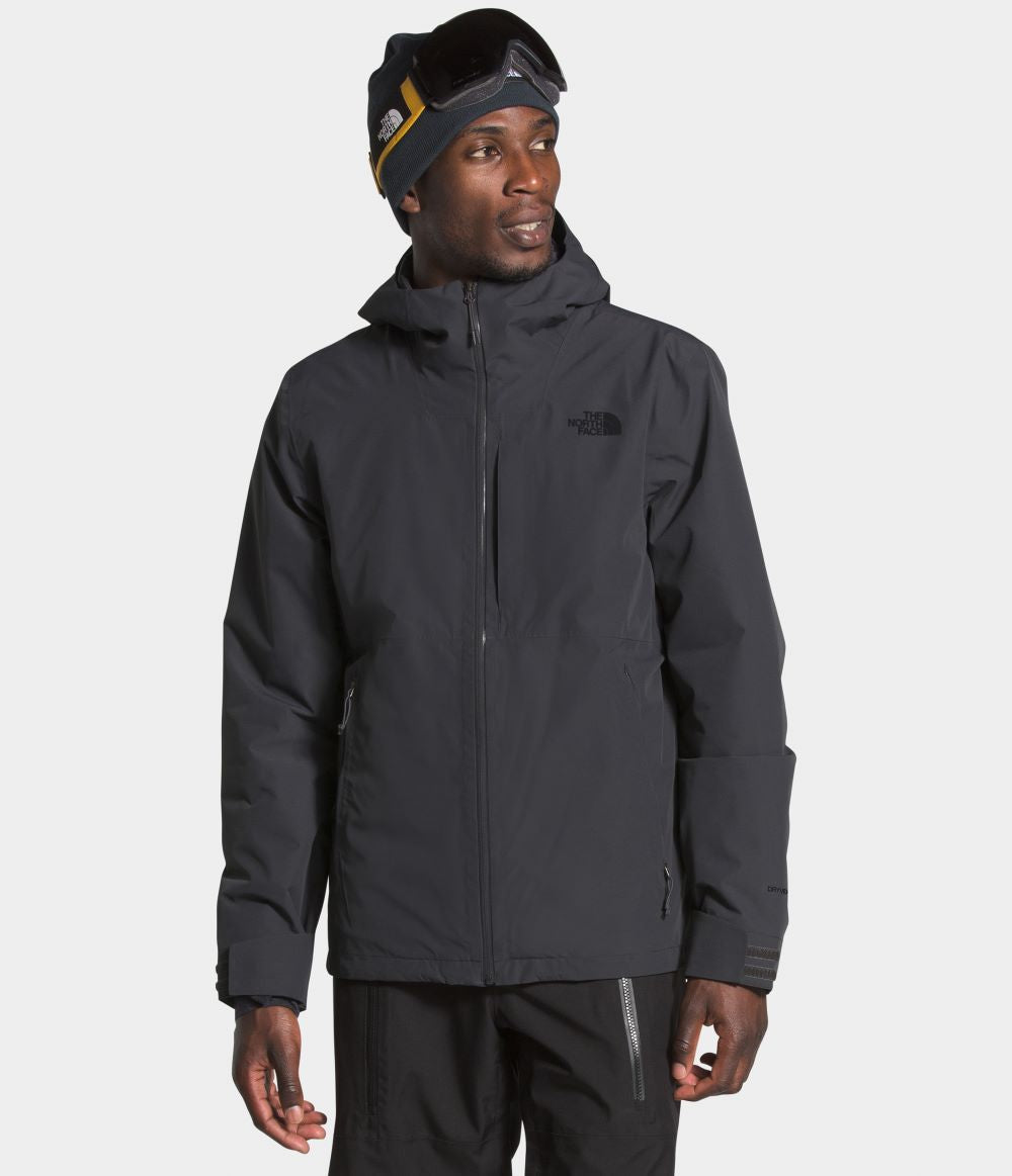'The North Face' Men's Inlux Insulated WP Jacket - Asphalt Grey