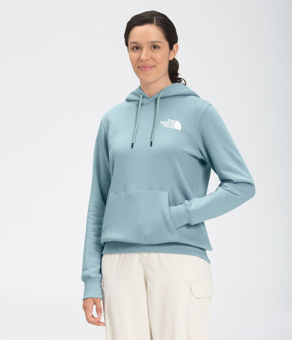 'The North Face' Women's NSE Pullover Hoodie - Tourmaline Blue