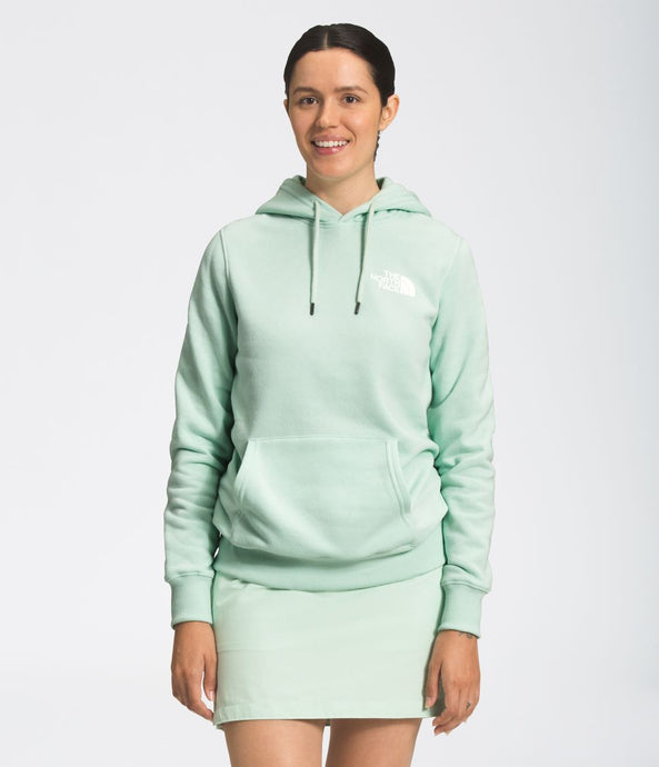 'The North Face' Women's Box NSE Pullover Hoodie - Misty Jade