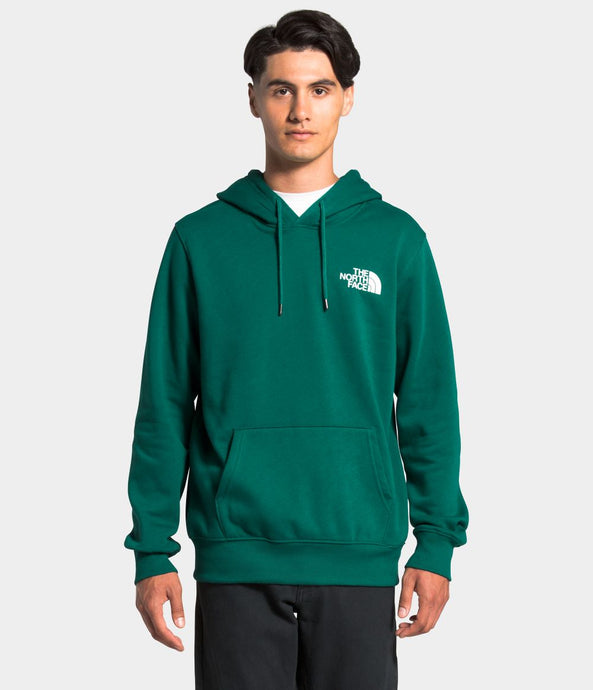 'The North Face' Men's Box NSE Pullover Hoodie - Evergreen