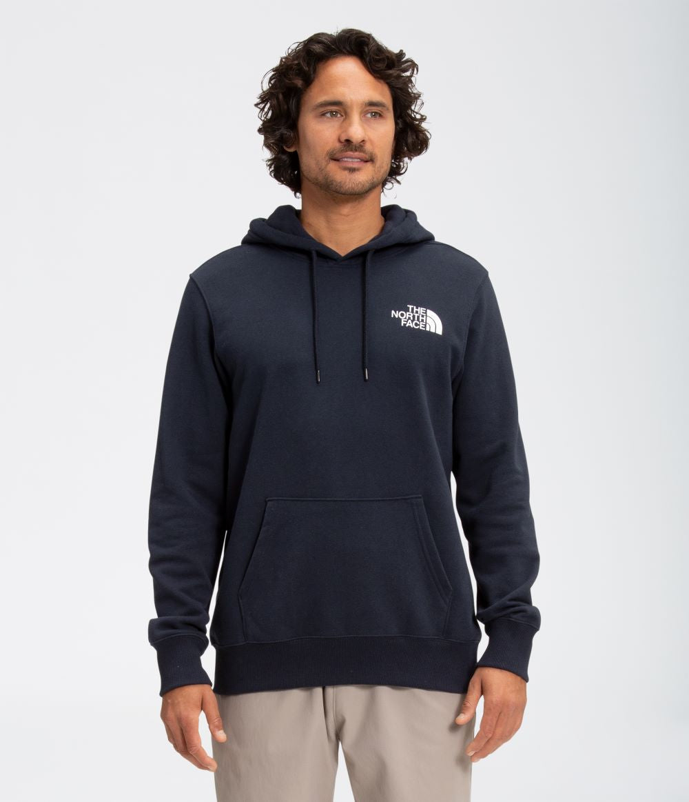'The North Face' Men's Box NSE Pullover Hoodie - Aviator Navy