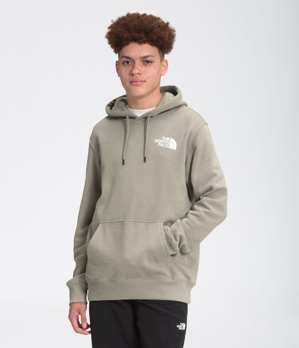 'The North Face' Men's Box NSE Pullover Hoodie - Mineral Grey