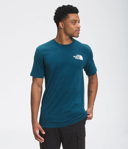 'The North Face' Men's Box NSE T-Shirt - Monterey Blue