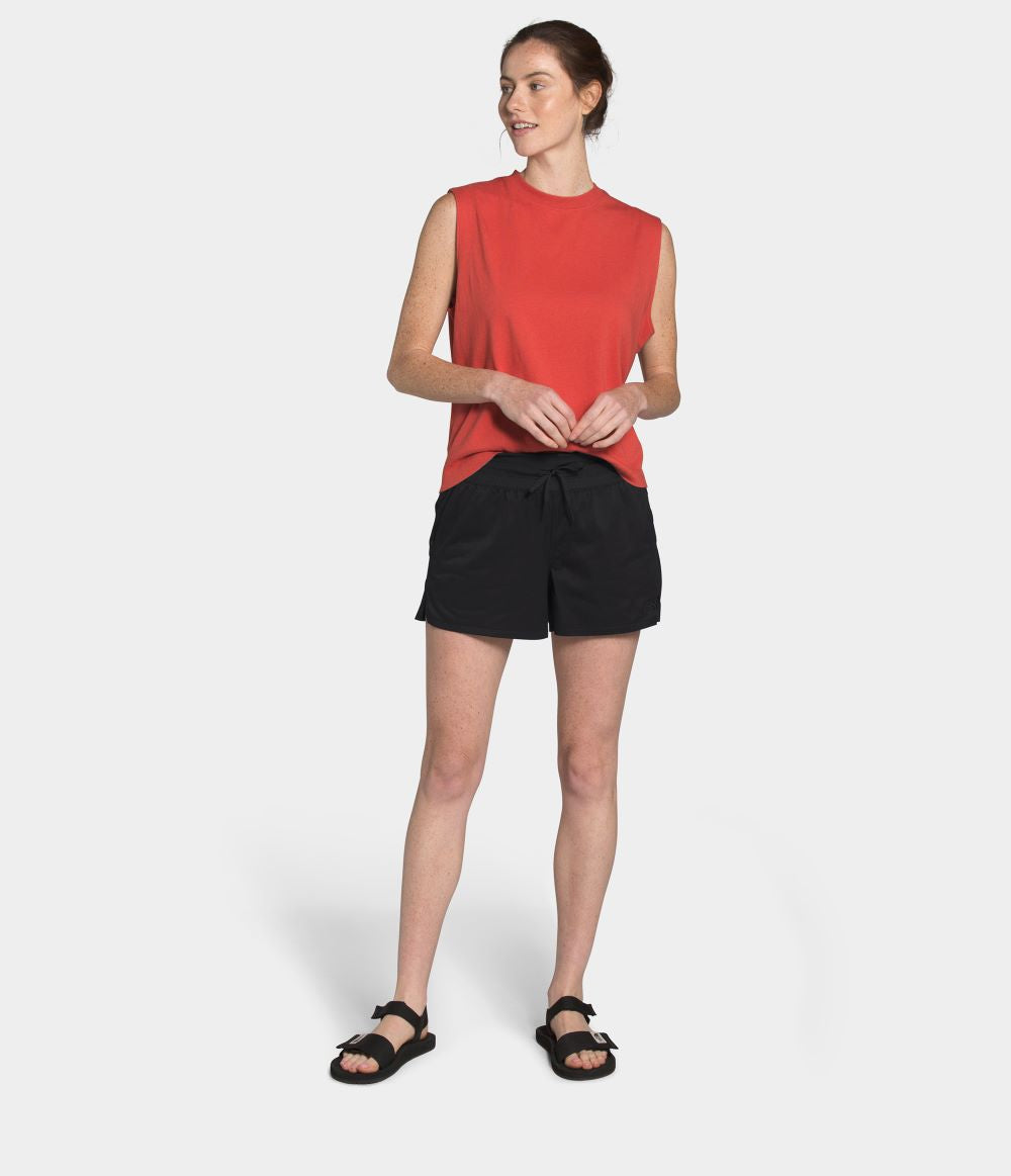 'The North Face' Women's Aphrodite Motion Short - TNF Black