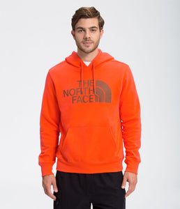 'The North Face' Men's Half Dome Pullover Hoodie - Flame