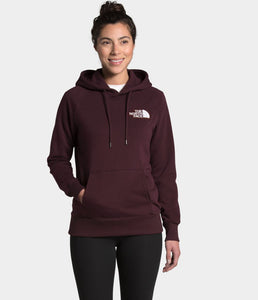 'The North Face' Women's Heritage PO Hoodie - Root Brown