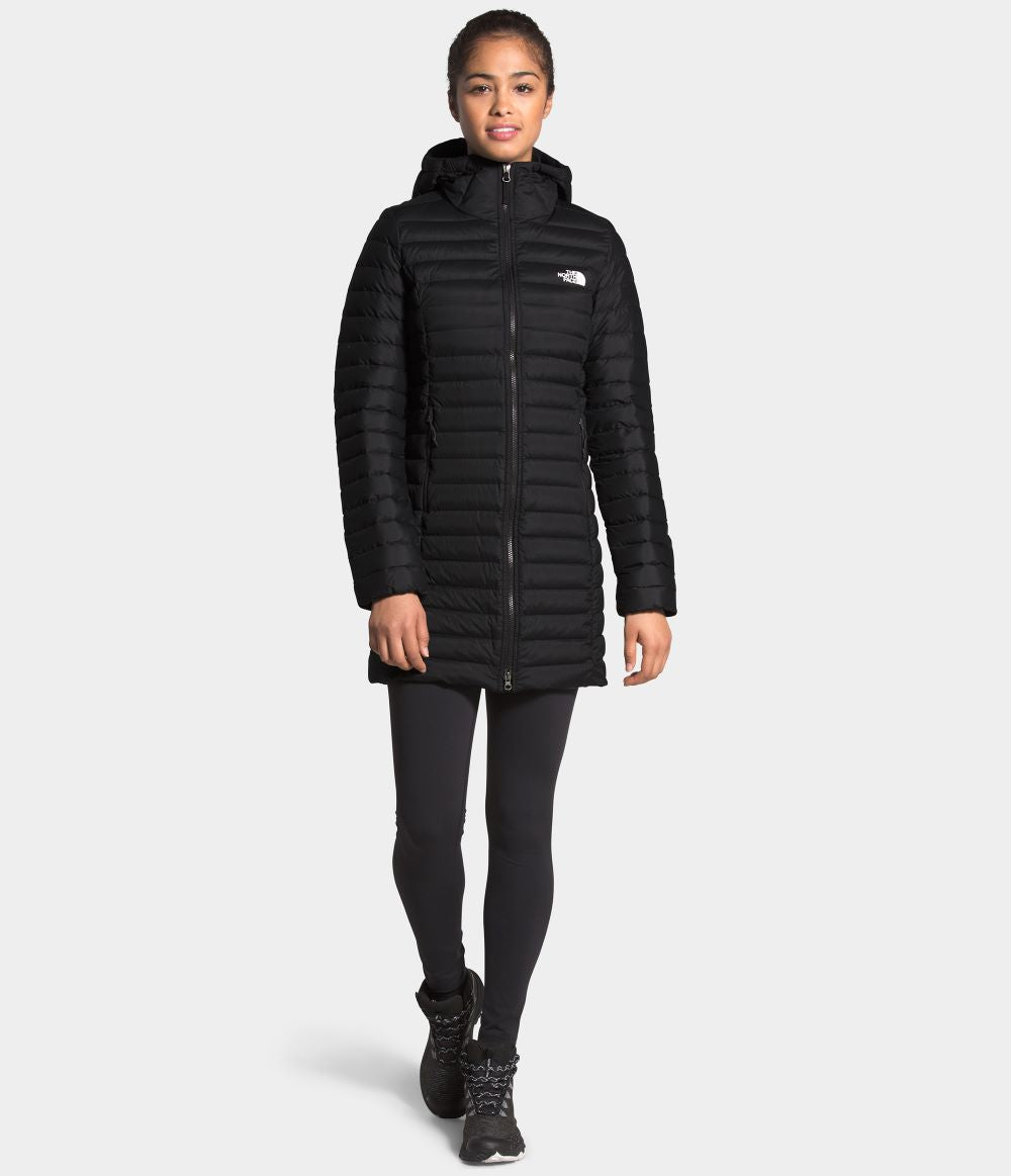 'The North Face' Women's Stretch Down Parka - TNF Black