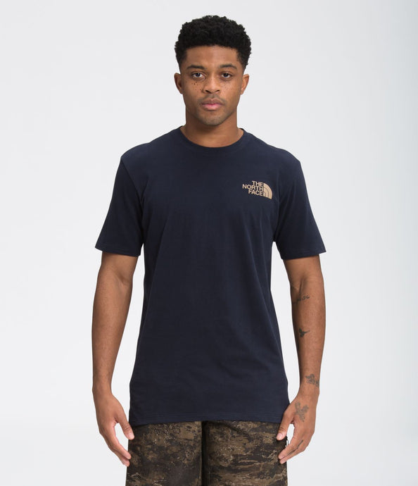 'The North Face' Men's Simple Dome T-Shirt - Aviator Navy