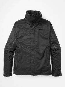 'Marmot' Men's PreCip Eco Jacket - Black