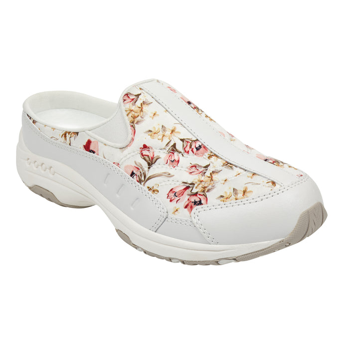 'Easy Spirit' Women's Clog - Ultra White / Blanc