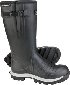 "'Reed' Men's 16"" Quatro® Extreme Insulated WP Ag Boot - Black"