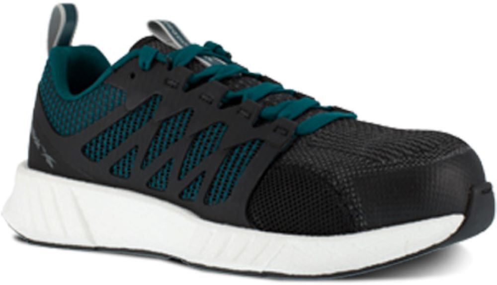 'Reebok' Women's Fusion Flexweave SD Comp Toe - Teal / Black