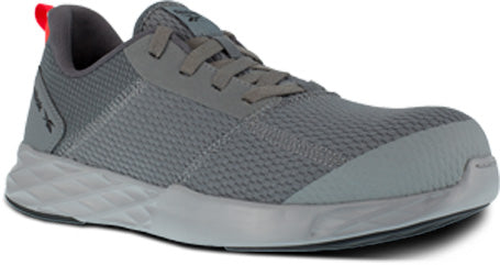 'Reebok' Men's Astroride Strike ESD Comp Toe - Grey