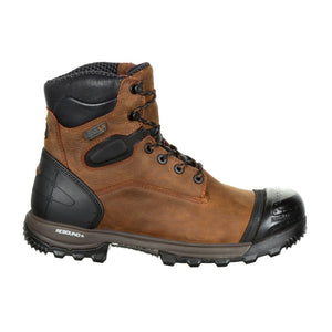 "'Rocky' Men's 6"" XO Toe EH WP Comp Toe -  Brown"
