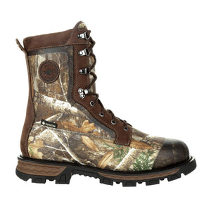 "'Rocky' Men's 8"" Cornstalker NXT 800GR WP Hunting - Realtree Edge"