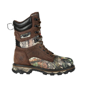 "'Rocky' Men's 10"" MTN Stalker 1400GR WP Hunting - Mossy Oak Break-Up"