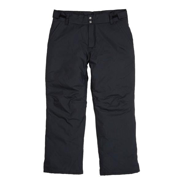 'Berne' Men's Insulated WP Storm Pant - Black