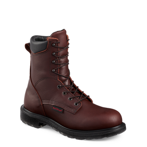 "'Red Wing' Men's 8"" SuperSole® 2.0 EH Steel Toe - Brown"
