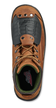 "'Red Wing' Men's 6"" King Toe® Ext. Metguard EH Comp Toe - Brown / Black"