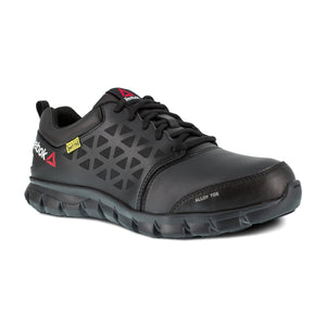 'Reebok'' Women's Sublite Cushion Int Met Guard Alloy Toe - Black