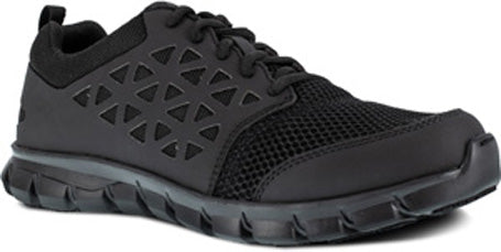 'Reebok' RB435 - Women's Athletic Oxford ESD Shoe - Black