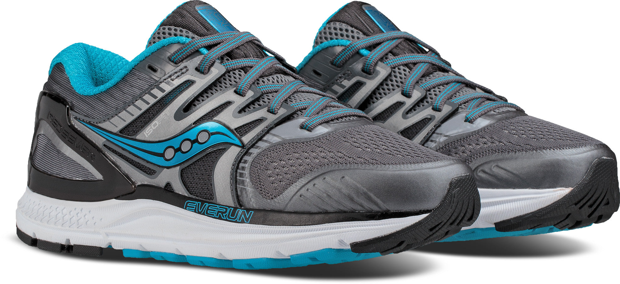 Womens Redeemer ISO 2 - Grey / Black / Aqua / Blue