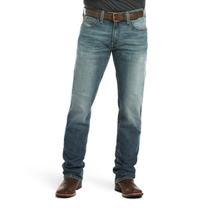 'Ariat' Men's M4 Low Rise Stretch Stockton Stackable Straight - Kentucky