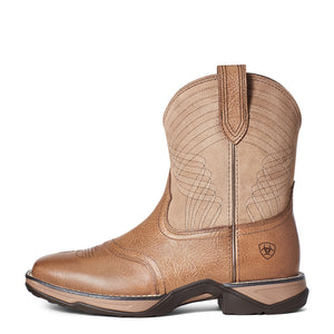 "'Ariat' Women's 8"" Anthem Shortie Western Square Toe - Cottage"