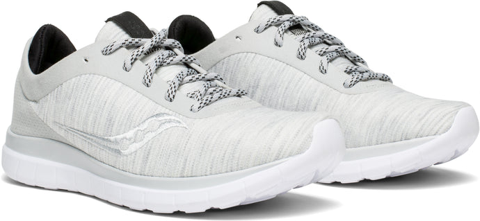 'Saucony' Women's Lifeform Escape - Light Grey / Silver