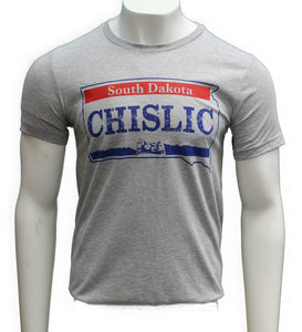 'ScratchPad Tees' Unisex Chislic Pride SD Tee - Athletic Heather