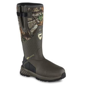 "'Irish Setter' Unisex 17"" MudTrek 800GR Insulated Full Fit WP Hunting - RealTree Edge"