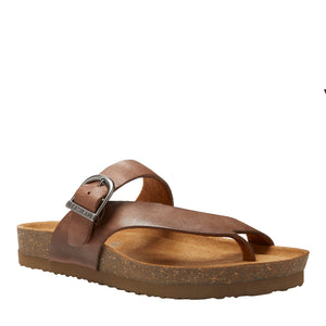 'Eastland' Women's Shauna Adjustable Sandal - Natural
