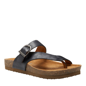 'Eastland' Women's Shauna Adjustable Sandal - Navy