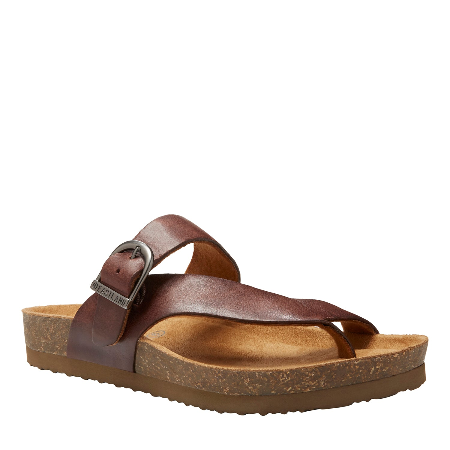 'Eastland' 3402-79 - Shauna Adjustable Sandal - Dark Walnut