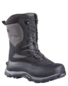"'Baffin' Men's 10"" Summit WP Insulated Snow Boot - Black / Grey"